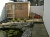 Molesey Garden Before.